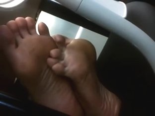 Candid Library Feet Soles