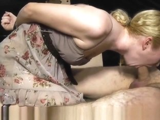 infinitely milf shaved handjob dick and pissing and the