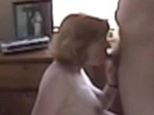 wife giving blowjob on hidden cam