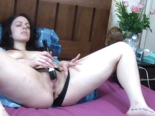 The Female Orgasm: Eva Black Panties