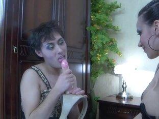 StraponSissies Movie: Evelina and Jack