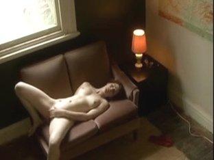 dilettante masturbates near a window and cums by WF