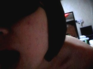 Asian blindfolded babe cum in mouth