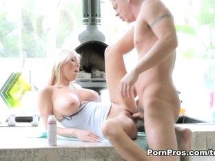 Amazing pornstar Tasha Reign in Crazy MILF, Blonde porn movie