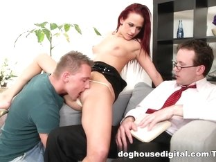 Fabulous pornstar in Hottest Cuckold, Threesomes xxx movie
