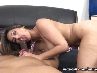 Hottest pornstar Reena Sky in Exotic Latina, Big Tits porn movie