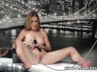 Hottest pornstar Alexis Crystal in Horny Masturbation, Showers adult movie