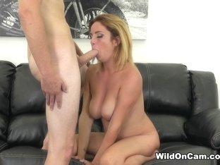 Hottest pornstar Ashlee Graham in Horny Blonde, Natural Tits adult scene