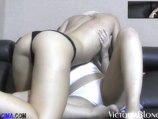 Exotic pornstar Horny Danae in Crazy Fingering, Blonde adult movie