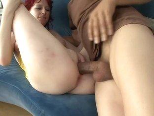 Fabulous pornstar Zoey Nixon in exotic big tits, redhead sex clip