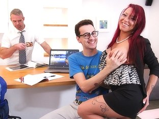 Ariana Skyy in Sex 101 with My Step-Mom - PegasProductions