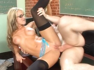 Sarah Jessie & Trent Soluri in My First Sex Teacher