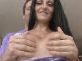 Sexy goddess Ava Addams has bouncy ass and gigantic titties