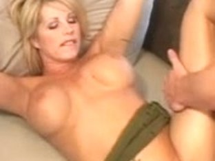 Golden-Haired mother I'd like to fuck receives gazoo-screwed