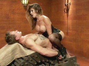 Mistress Felony dominating