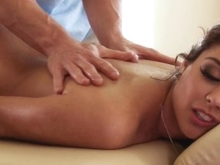 Dirty Masseur: My Neck, My Back