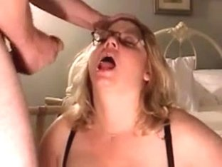 Curvy fuck and facial