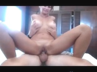 Breasty Cutie Craves To Make A Sextape