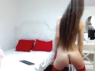 Naked HotKatherinne dancing front of webcam