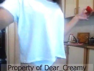 dear_creamy intimate movie scene 07/02/15 on 10:17 from MyFreecams
