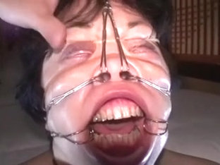 Just my Japanese wife and her deviating face wrecking fetish