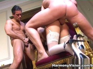 Exotic pornstar Roxy Jezel in Hottest Small Tits, Threesomes adult scene