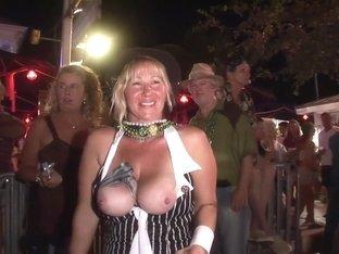 Best pornstar in horny amateur, outdoor sex clip