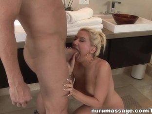 Horny pornstar in Best Massage, HD sex movie