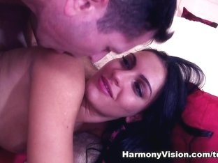 Hottest pornstar Honey Demon in Amazing Brunette, Small Tits xxx clip