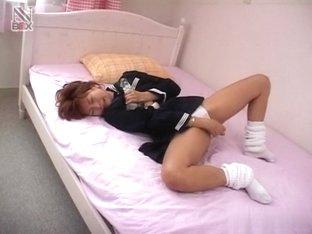 Best Japanese model in Crazy JAV uncensored Dildos/Toys video