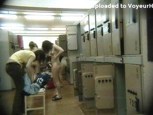Hidden Camera Video. Dressing Room N 452