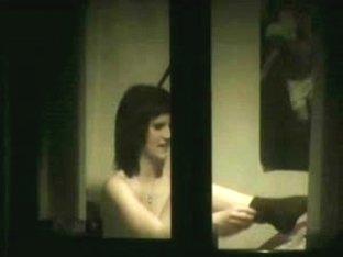 19yo teen neighbor window spy part 3