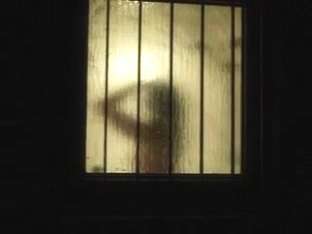 Window Voyeur - spied young german teeny in Shower 2-3