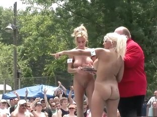Hottest pornstar in fabulous striptease, college adult video
