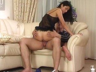 AnalSaga Clip: Emmie and Nicholas