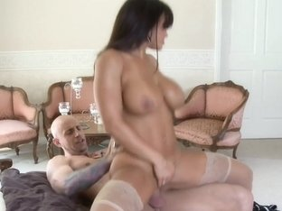 Lisa Ann & Barry Scott in My Dad Shot Girlfriend