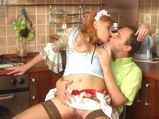 HornyOldGents Movie: Christina B and Hubert