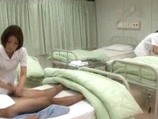 Hiromi Matsushita Hand Job Clinic 12