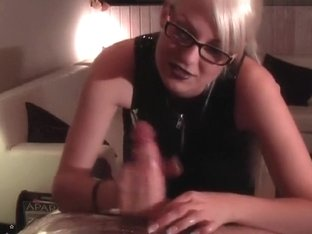 I get slammed and creampied in amateur blonde clip