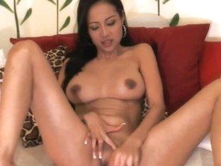 Web Camera - Lascivious Breasty Playgirl Masturbating