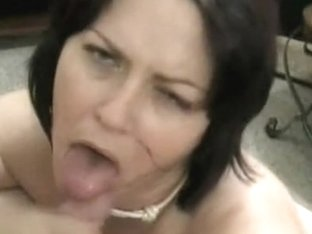 Appealing Mom Sucking Husbands Dick