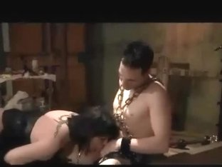 Femsub Spanked And Drilled In The Wazoo