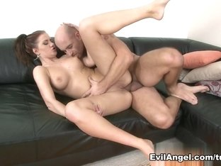 Fabulous pornstar Gabriella Daniels in Exotic Big Tits, Anal adult video