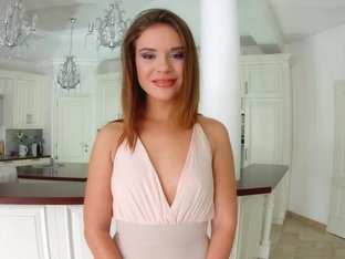 Ass Traffic brunette Emma gets it in the ass hardcore style then swallows