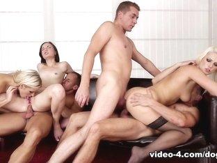 Incredible pornstars Ria Sunn, Blanche Bradburry in Fabulous College, Natural Tits xxx clip