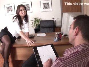 Fabulous pornstar Kate Jones in horny anal, lingerie adult movie