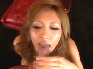 Exotic Japanese chick Jun Asami in Best Blowjob/Fera, POV JAV clip
