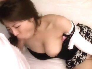 Exotic Japanese whore Haruka Koide in Crazy Blowjob/Fera, Big Tits JAV clip