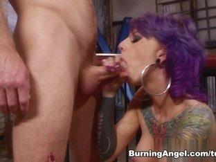 Horny pornstar Michael Vegas in Hottest Big Tits, Emo adult scene