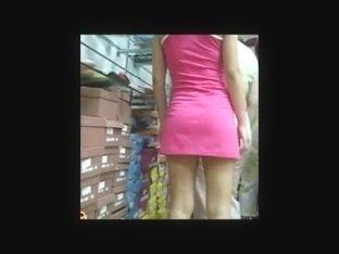 Upskirt Shoe Shop 5